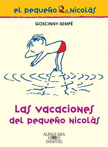 Las vacaciones del pequeño Nicolás (FUERA COLECCION FICCION TRADE)
