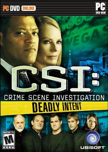 Ubisoft CSI - Juego (DEU)