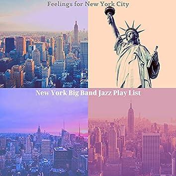Feelings for New York City