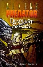 Aliens/predator: Deadliest Of The Species