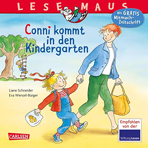 LESEMAUS 28: Conni kommt in den Kindergarten (28)