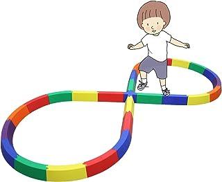 平均台 [バランス8] 遊び バランス 体幹 子供の運動能力アップ 幼児向け 遊具 【Fungoal】