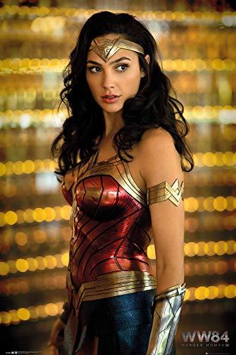 1art1 Wonder Woman - 1984, Solo Póster (91 x 61cm)