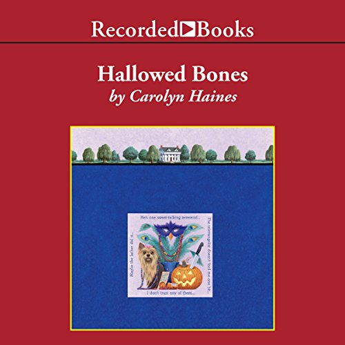Hallowed Bones audiobook cover art