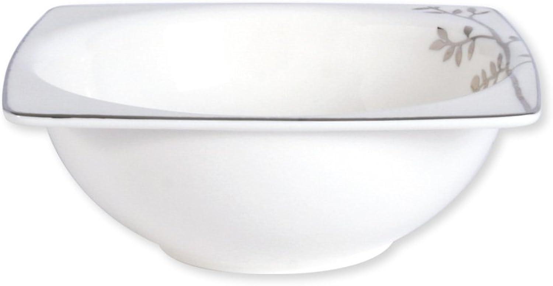 Bcouriro Evrard Coupelle en Porcelaine 13cm - Lot de 6 - argent