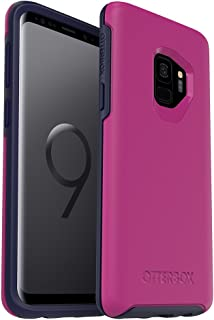 OtterBox SYMMETRY SERIES Case for Samsung Galaxy S9 - Retail Packaging - MIX BERRY JAM (BATON ROUGE/MARITIME BLUE)