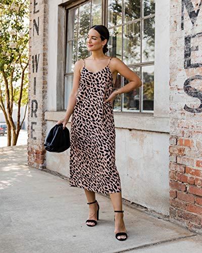 The Drop Vestido Lencero para Mujer, Estampado Animal, por @kathleen_barnes