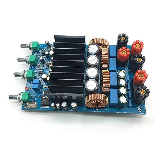 WenJie TAS5630 2.1 Clase D 300W + 150W + 150W Amplificador