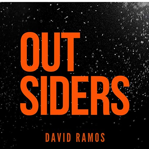 Outsiders audiobook cover art