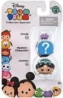 Disney Tsum Tsum Series 4 Ursula & Jasmine 1