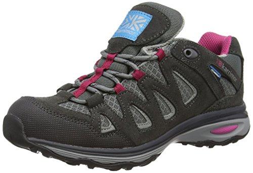 Karrimor Isla Ladies Weathertite, Women's Trekking & hiking shoes Trekking & hiking shoes, Black C/Pink, 5 UK (38 EU)