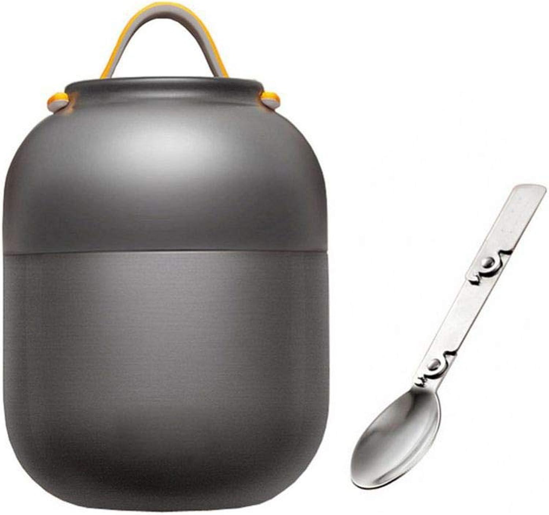 HTISRJBO thermobecher Edelstahl Isolierbecher Nahrungsmittelbehälter Nahrungsmittelbehälter Nahrungsmittelbehälter Vakuum Lunchbox Thermos für Kinder Lunchbox mit Weihnachten B07LG31TNQ  Neueste Technologie 5a85ad