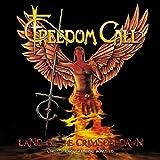 Freedom Call: Land of the Crimson Dawn Ltd. (Audio CD (Digipack))