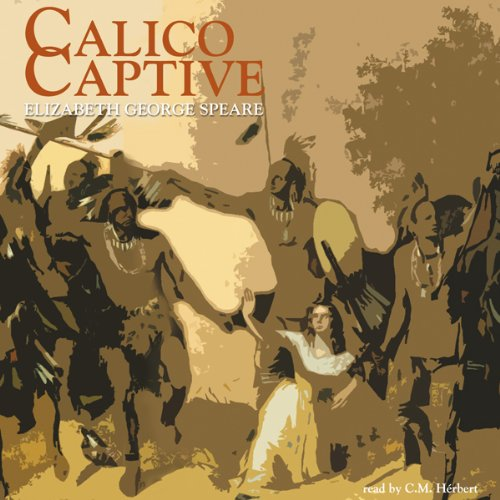 Calico Captive audiobook cover art