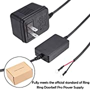 Power Supply Adapter Transformer for Ring Video Doorbell Pro by JOYEAN