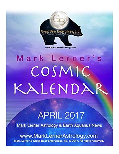 Cosmic Kalendar April 2017 (English Edition)