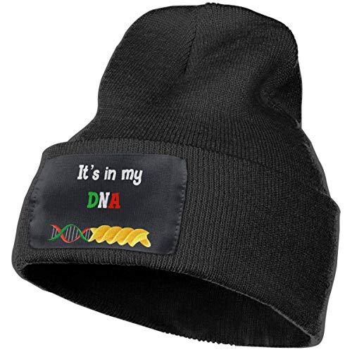 Preisvergleich Produktbild NAC Italian Pasta DNA Beanie Hat Men Women Stylish Cycling Skull Hats