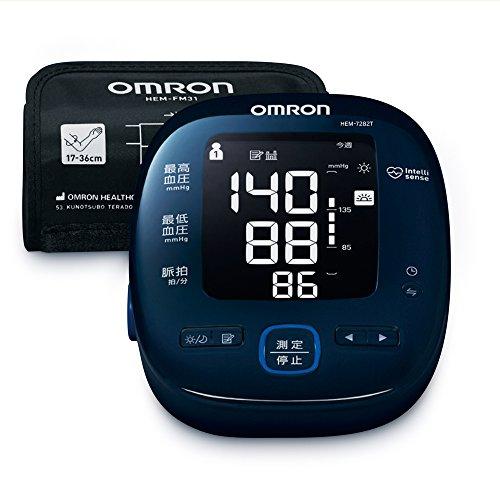 オムロン 上腕式血圧計 HEM-7282T