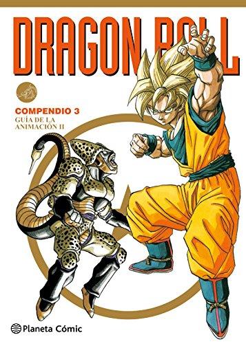 Dragon Ball Compendio nº 03/04: Guía de animación II (Manga Artbooks)