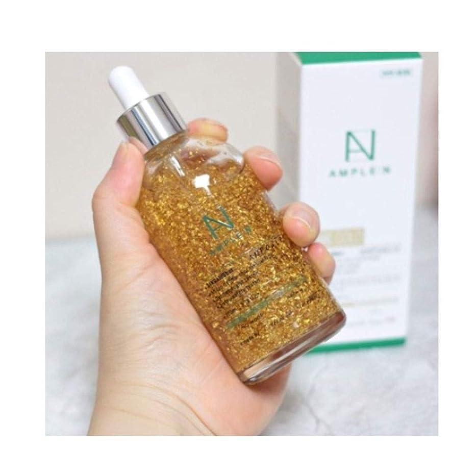 アンプルN 24Kゴールドショットアンプル100ml 韓国コスメ、Ample:N 24K Gold Shot Ampoule 100ml Korean Cosmetics [並行輸入品]