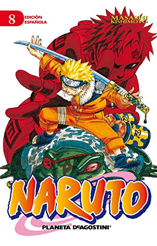 Naruto nº 08/72 (Manga Shonen)