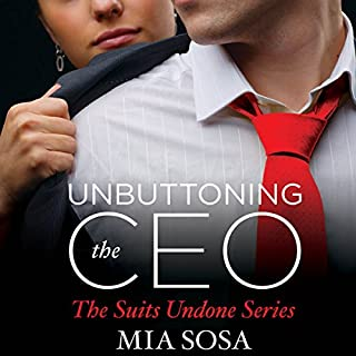 Unbuttoning the CEO audiobook cover art