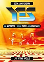 Yes - Live At The Apollo 17 (3 Blu-Ray) [Italia] [Blu-ray]