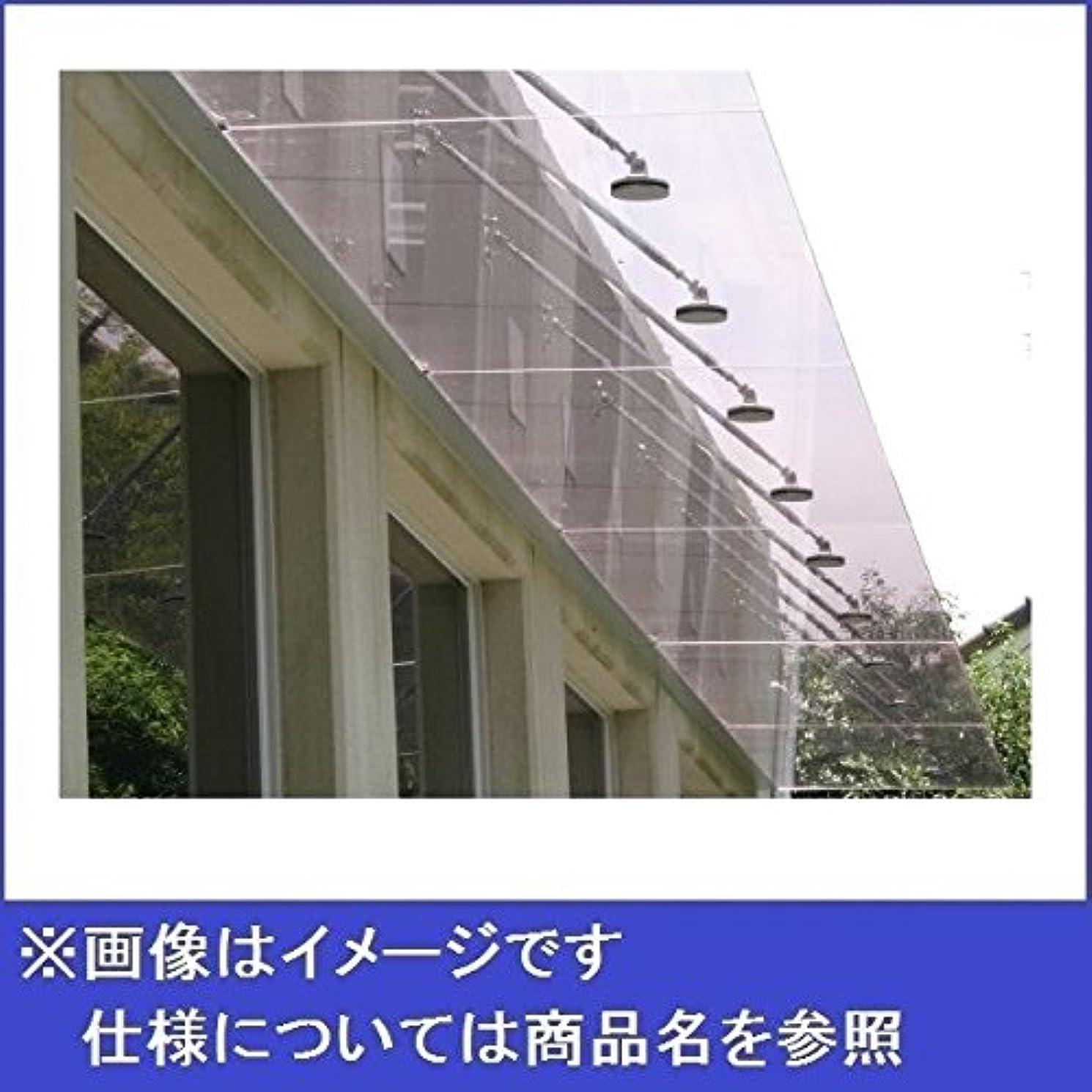 理論数活力アルフィン庇 ガラスひさし 規格色  D300×L900 AF810  イブニングシャドウ