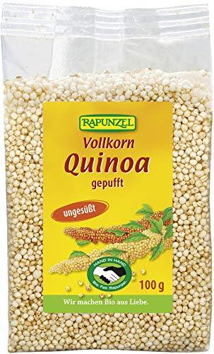 Rapunzel Bio Vollkorn Quinoa gepufft HIH (6 x 100 gr)
