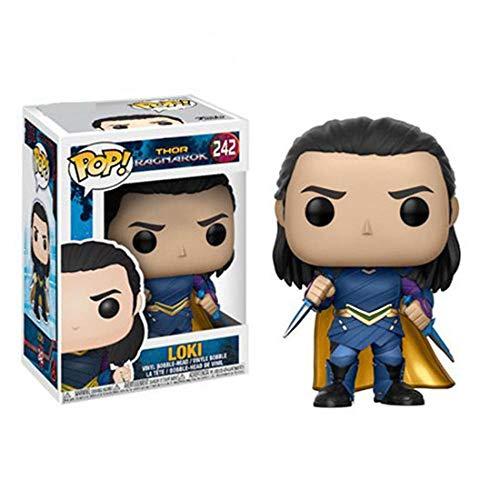 WENJZJ Figura de Figura de Anime Pop Thor 3 Cthulhu Loki
