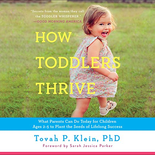 Couverture de How Toddlers Thrive