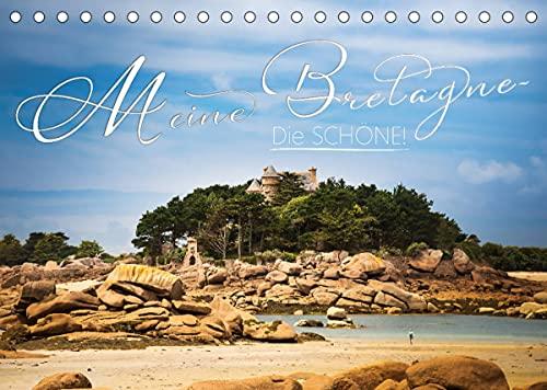 Meine Bretagne – Die schöne! (Tischkalender 2022 DIN A5 quer)