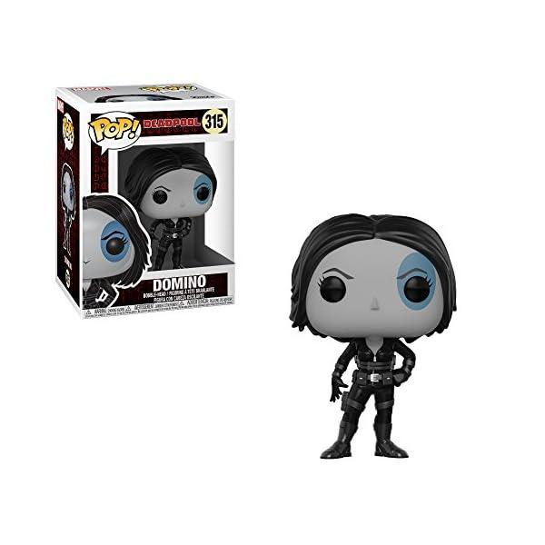 Funko Pop Domino (Deadpool 315) Funko Pop Deadpool