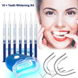 Teeth Whitening Kit Bleaching Gel - Zahnaufhellung -