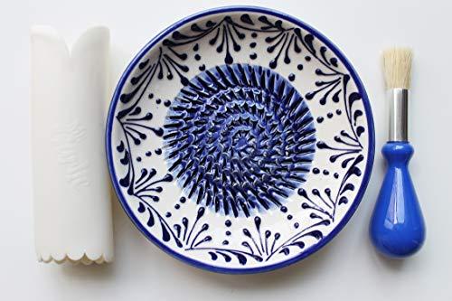 JOSKO Produkte 2743 Juego de platos para rallar, cerámica