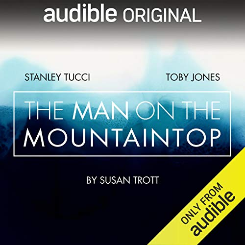 The Man on the Mountaintop audiobook cover art