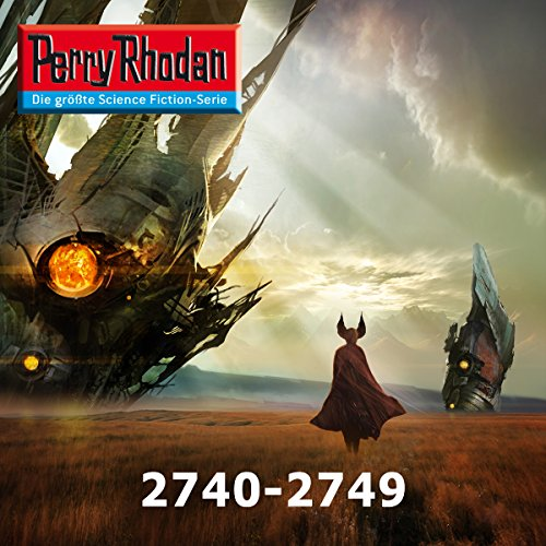 Perry Rhodan, Sammelband 35 audiobook cover art