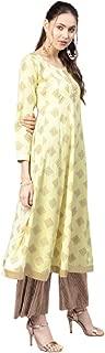 Ethnic Embroidery Printed Short & Long Top Plus Size Kurta Kurti for Women