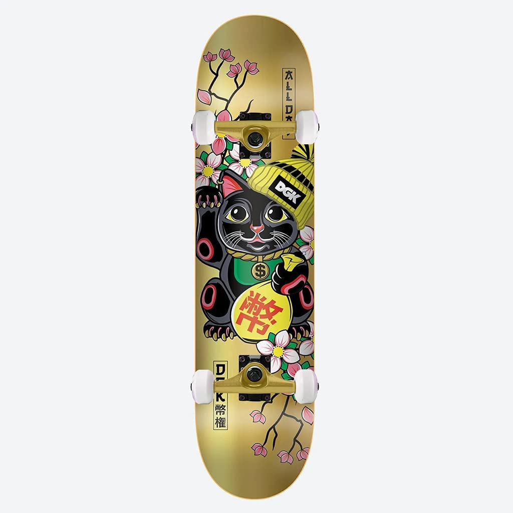 At the price of surprise DGK Skateboard Assembly Ranking TOP13 Golden Complete 8.06