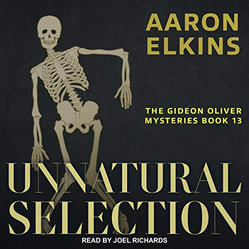 Unnatural Selection audiobook cover art