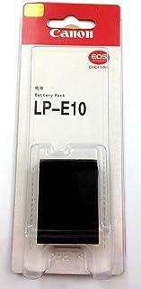 حزمة بطارية كانون ليثيوم ايون LP-E10 لعدسة كانون 1100D