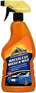 Armor car wash and wax (waterless Wash)