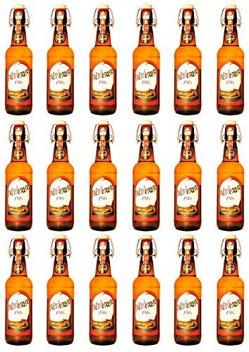 Brauerei Kundmüller - Weiherer Pils (18 Flaschen) I Bierpaket von Bierwohl