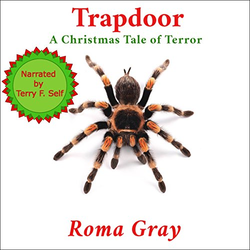 Trapdoor audiobook cover art