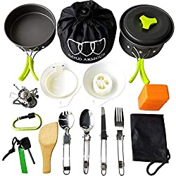 Top 5 Best Camping Cookware & Mess Kits 1