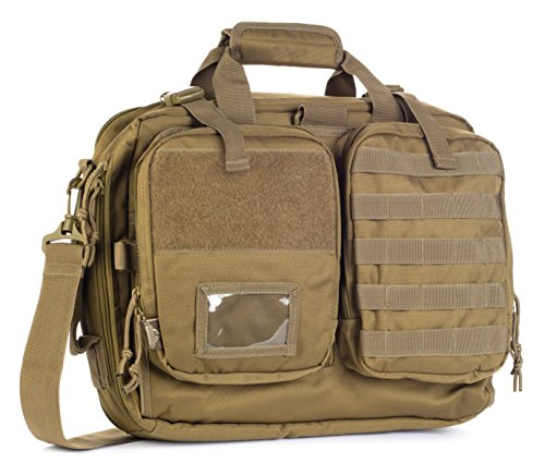 Red Rock Outdoor Gear Navigator Laptop Bag (Coyote)