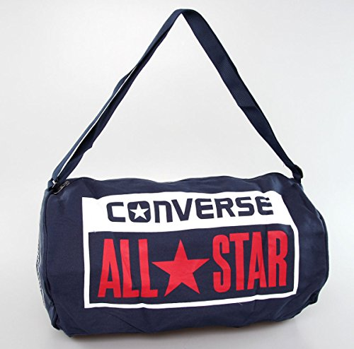 Converse Legacy-Borsone sportivo, colore: Blu Navy