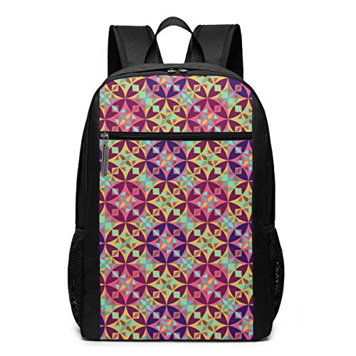 FANTAZIO Abstract Oil Painting Sports Duffle Bag Gym Bag Travel Duffel with Adjustable Strap