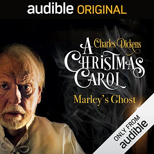 Ep. 1: Marley's Ghost audiobook cover art