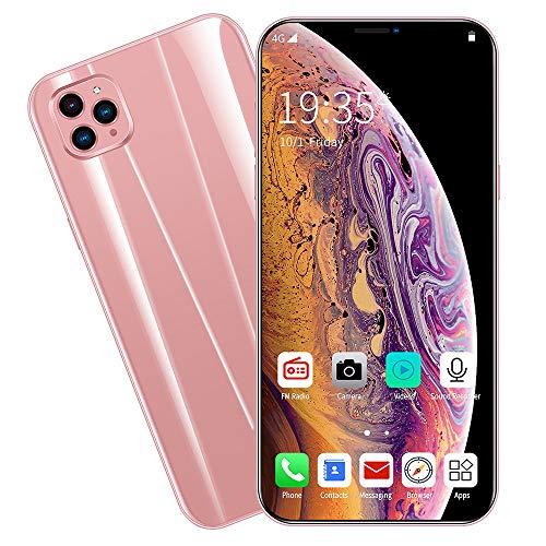 Smart Phone Teléfono Inteligente Android teléfono móvil 13.0 + 18.0MP cámara Trasera Triple cámara 4000mAh batería de Gran Capacidad 6.3 Pulgadas Pantalla Grande